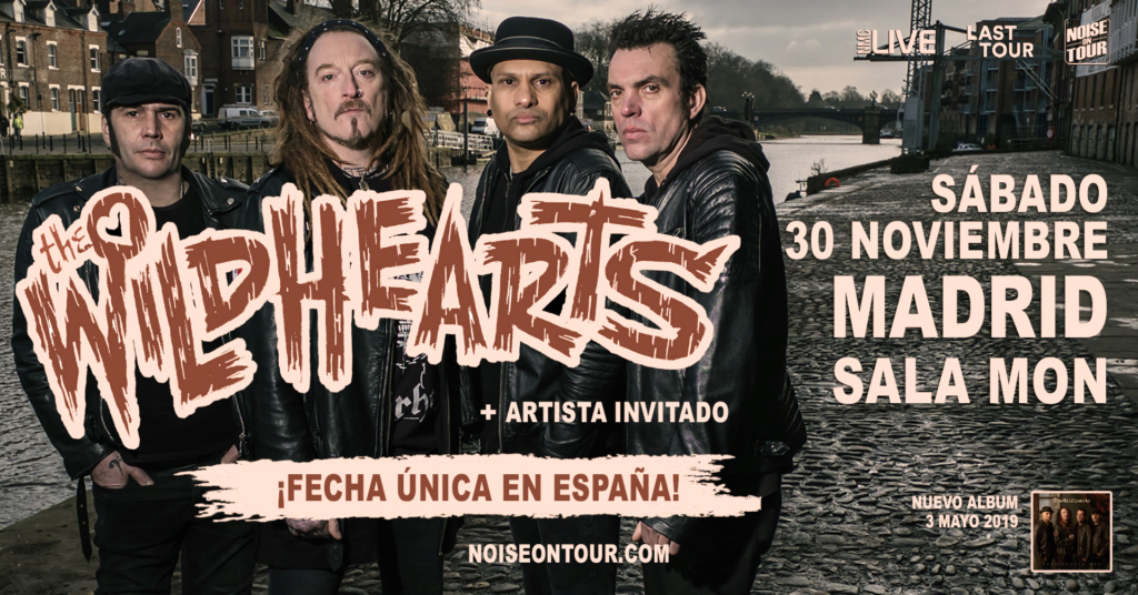 The Wildhearts reparten vómito y piernas - Página 2 Wildhe11