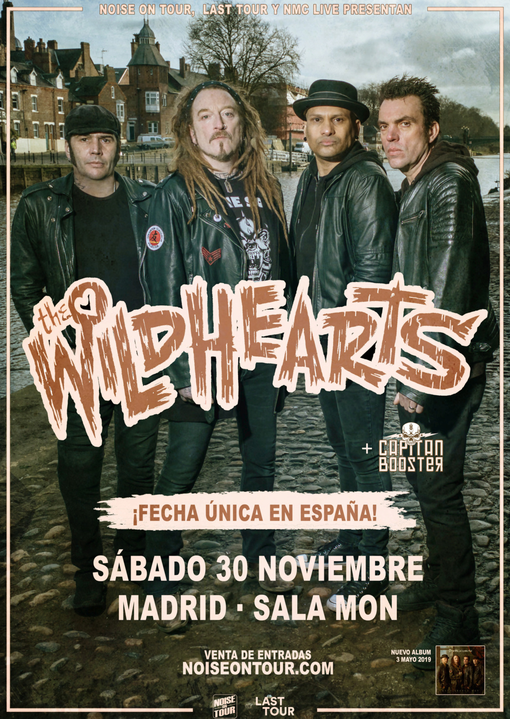 The Wildhearts reparten vómito y piernas - Página 4 Wildhe13