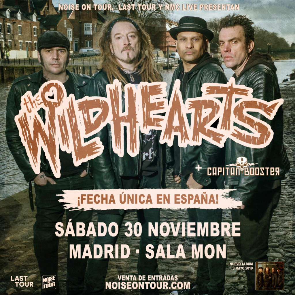 The Wildhearts reparten vómito y piernas - Página 5 Wildhe14