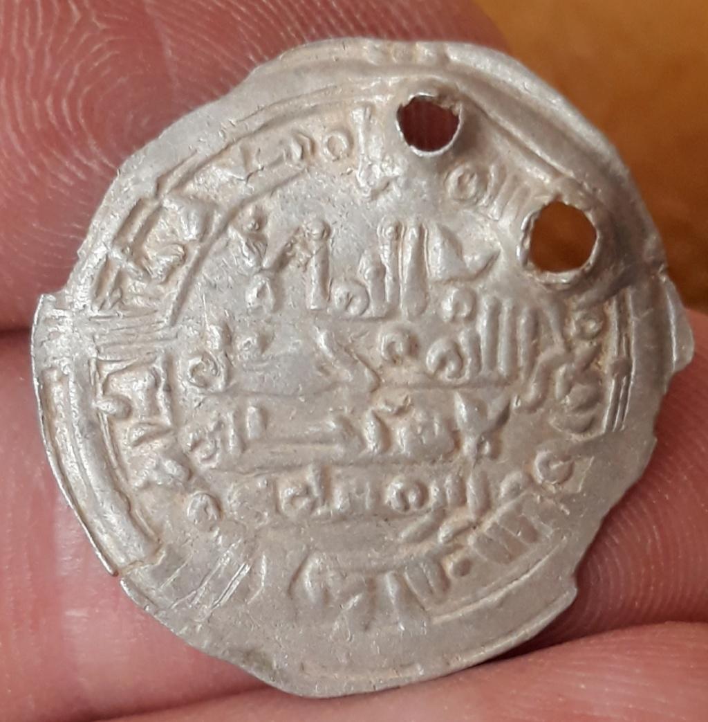 Dírham de Suleymán, al-Ándalus, 400 H 20190511