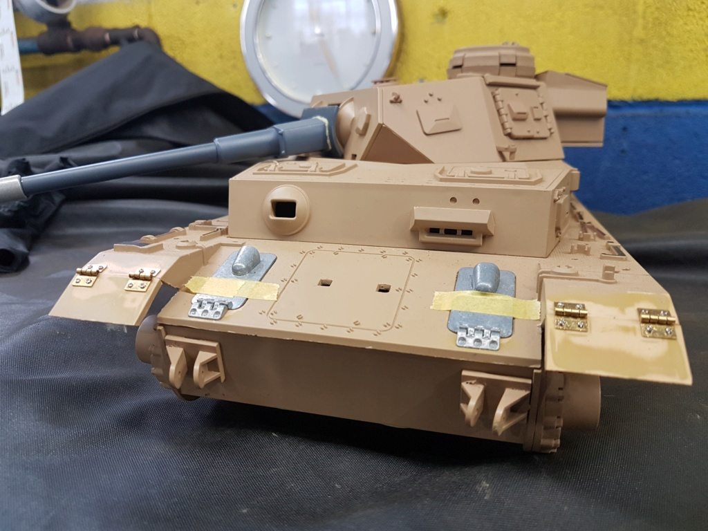 Ren's Panzer IV ausf f,g,h,j  20180710
