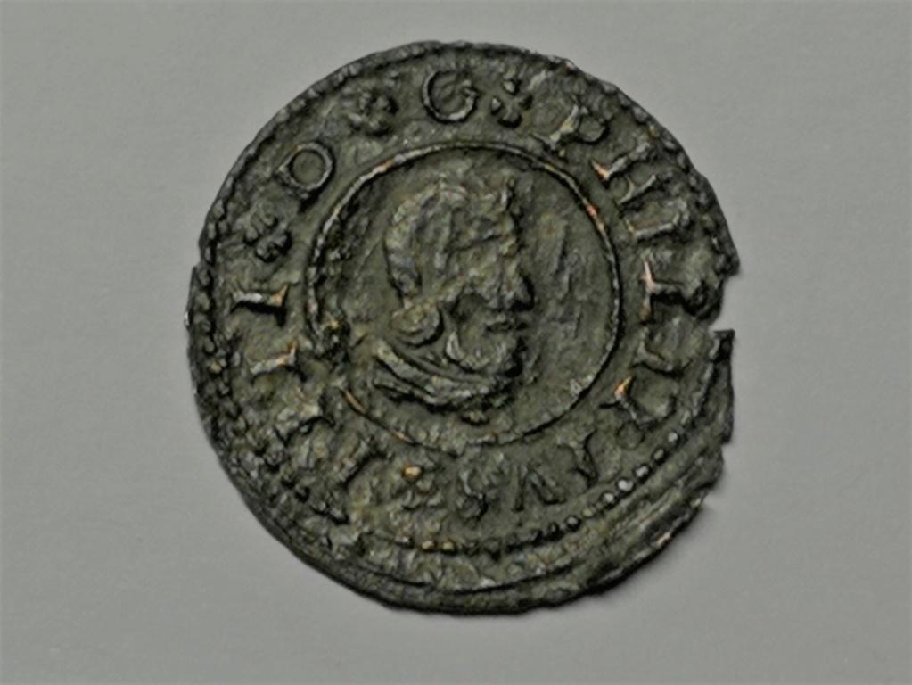 Felipe IV 8 maravedis de Madrid, 1662. Foto_113