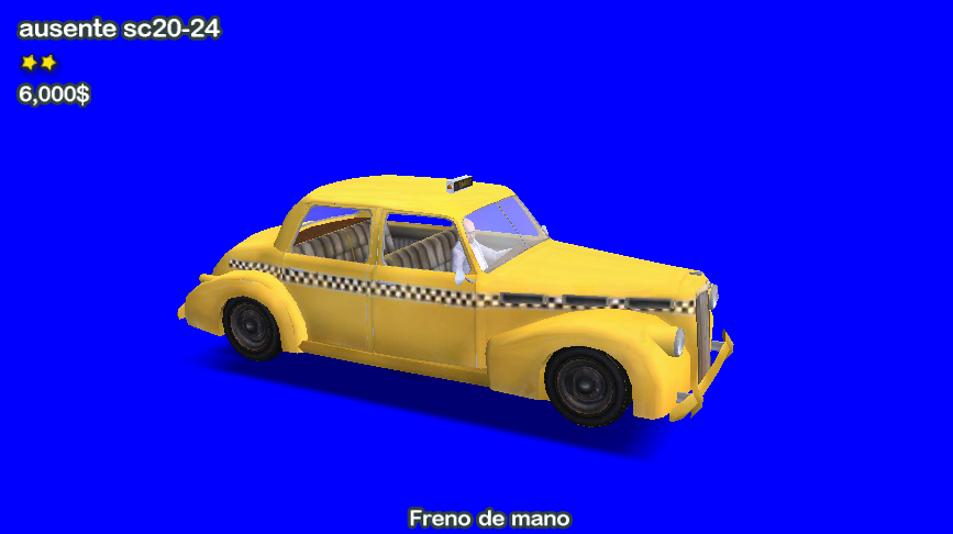 Cambiar el coche en determinadas secuencias de conducción Kubito11
