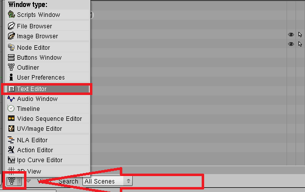 Interfaz (Menú) para Blender y modding TM Tuto610