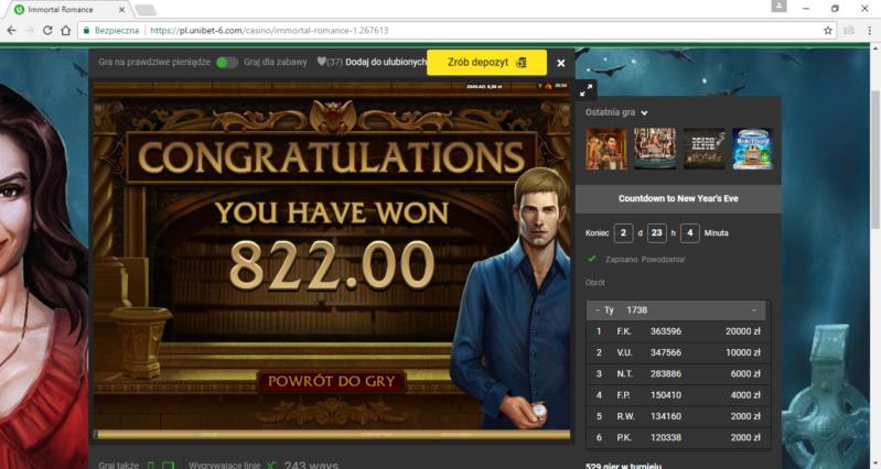 Screenshoty naszych wygranych (minimum 200zł - 50 euro) - kasyno - Page 22 Immort11