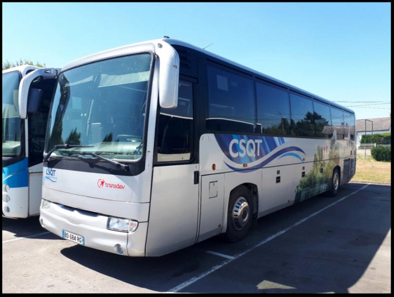 compagnie Saint Quentinoise de Transport CSQT  (groupe Transdev) Iliade10