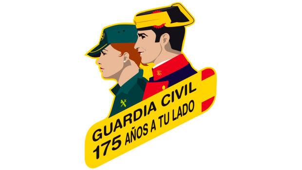 HERMANDAD DE GUARDIAS CIVILES AUXILIARES DE ESPAÑA 3110