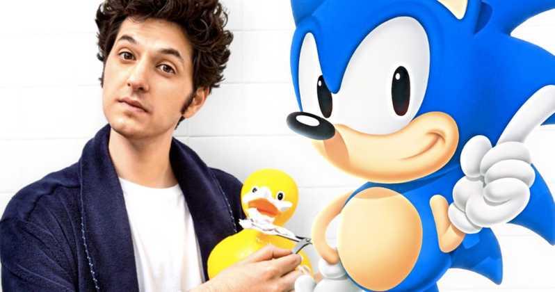 مؤدي اصوات سونيك الجديد في الفلم Sonic-11