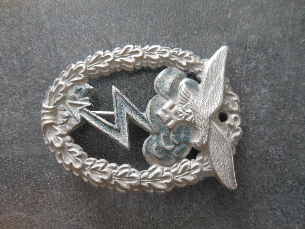 Identification badge combat au sol luftwaffe Dscn6039