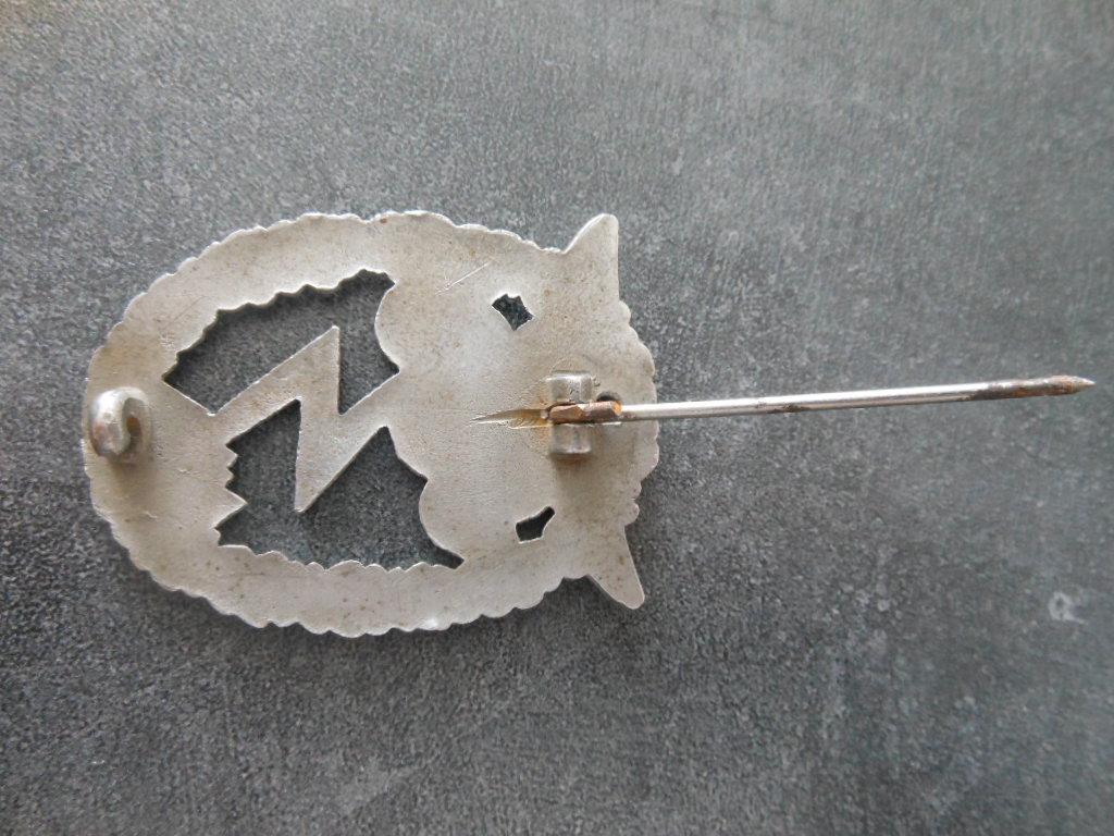 Identification badge combat au sol luftwaffe Dscn6040