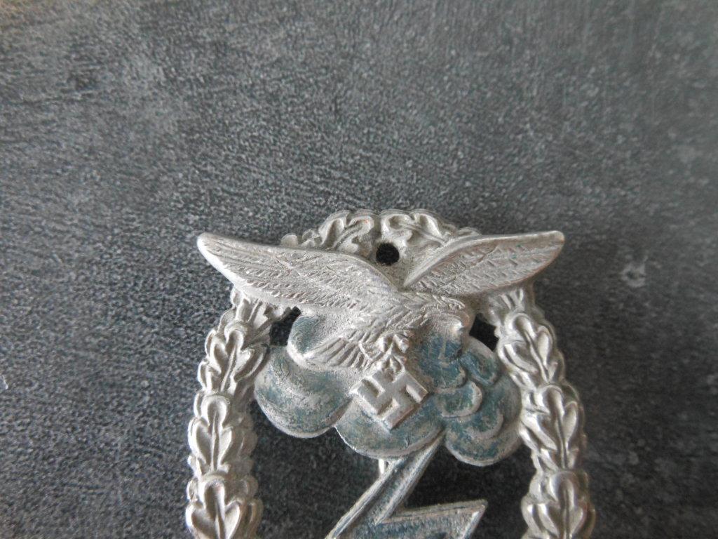 Identification badge combat au sol luftwaffe Dscn6042
