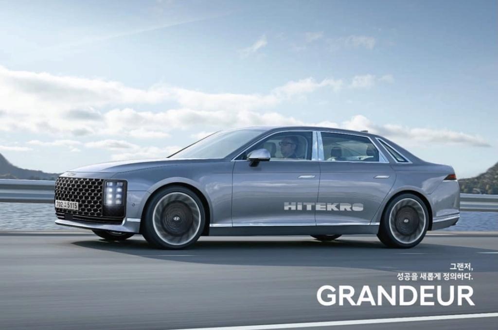 2022 - [Hyundai] Grandeur/Azera 3a849910