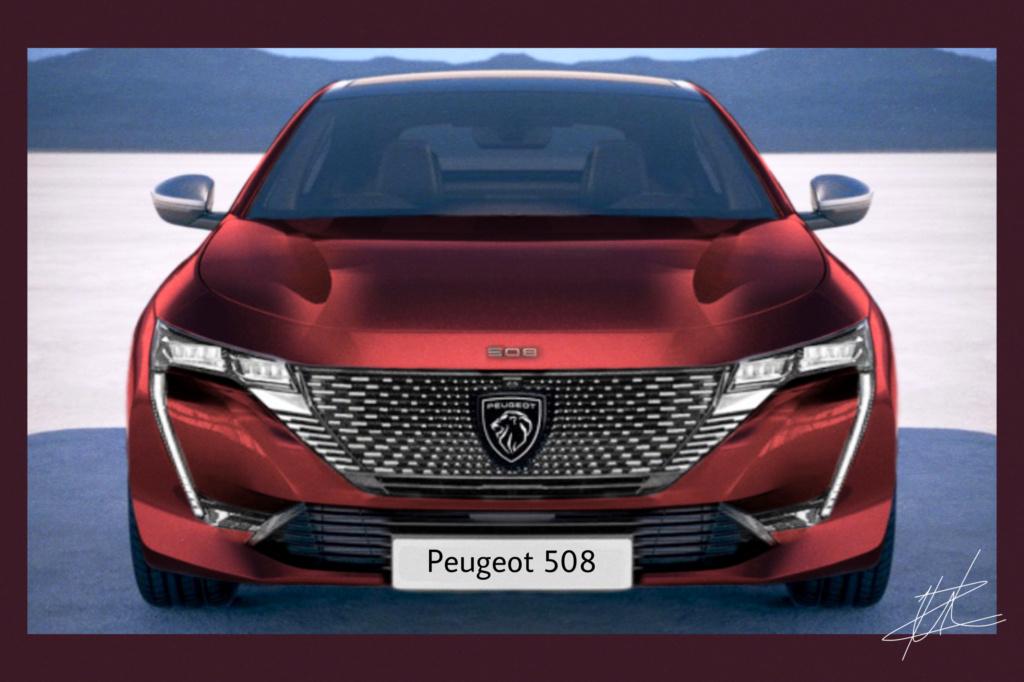 2022 - [Peugeot] 508 restylée  - Page 2 92367410