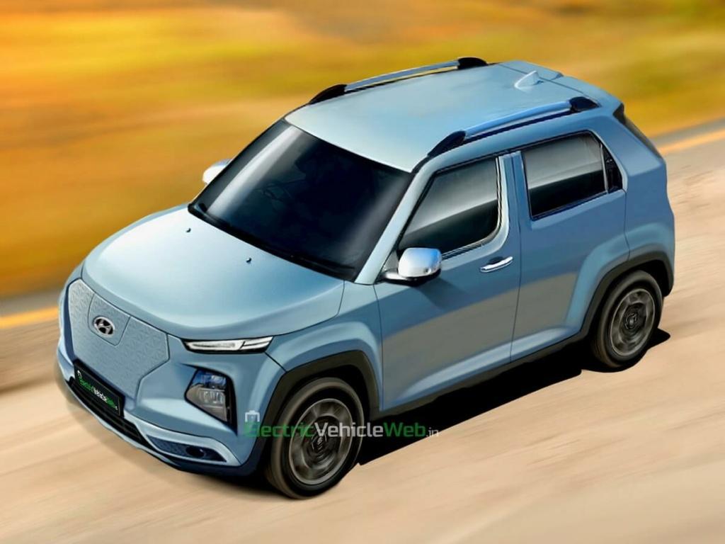 2021 - [Hyundai] Casper B5119c10