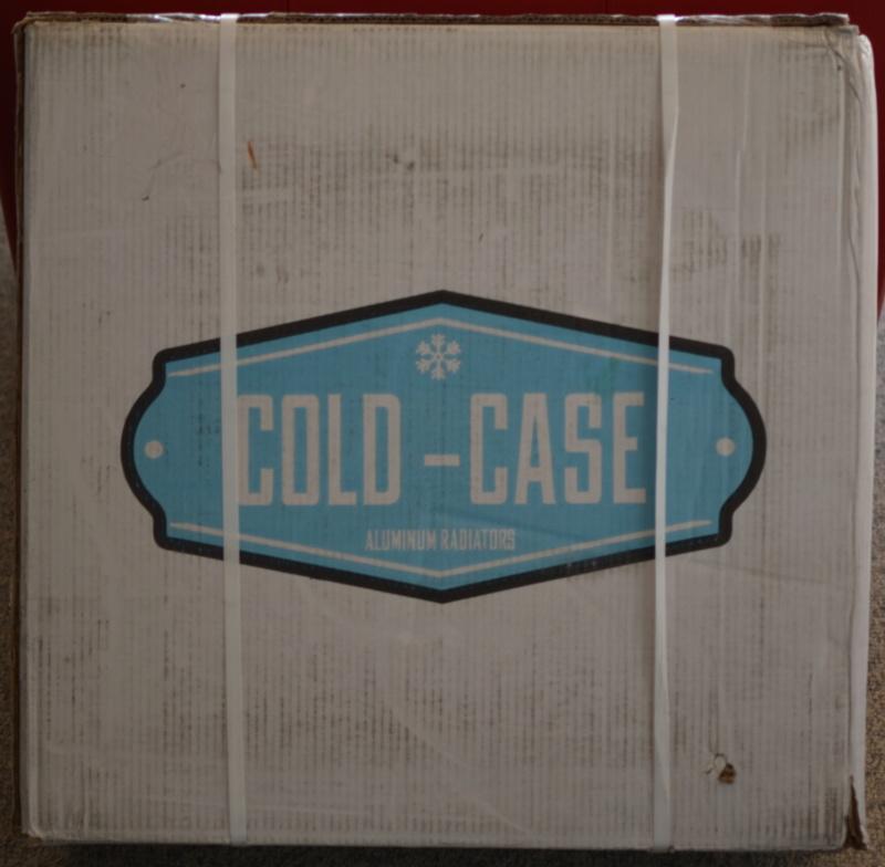Kølerudskiftning Cold-c10