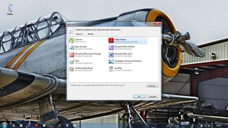 como - Como desabilitar esta janela no Windows 7? Abrir_10