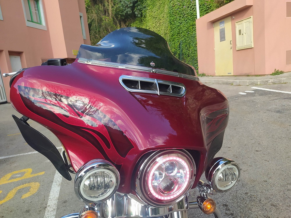 Windshield Street Glide - Taille - Page 2 16063310