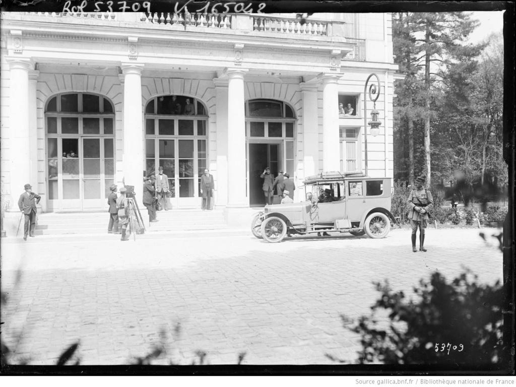 Un capitaine français reçoit les délégations Japonaises en France 1917/1920 10_con10