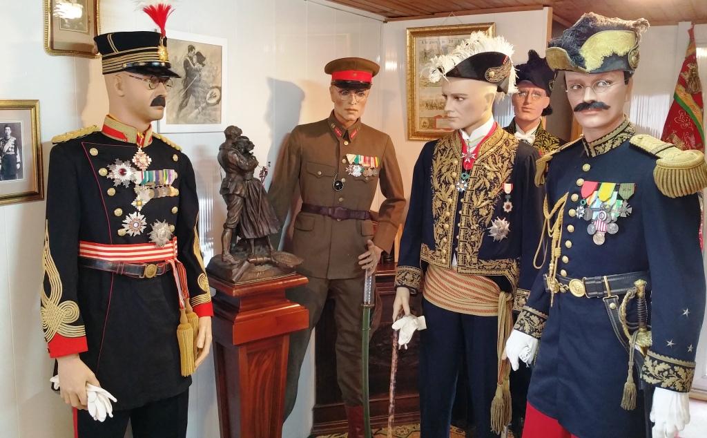 Uniforme de parade de lieutenant colonel armée imp. Japonaise 1_110