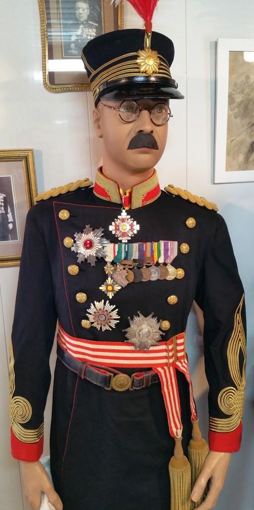 Uniforme de parade de lieutenant colonel armée imp. Japonaise 1_210