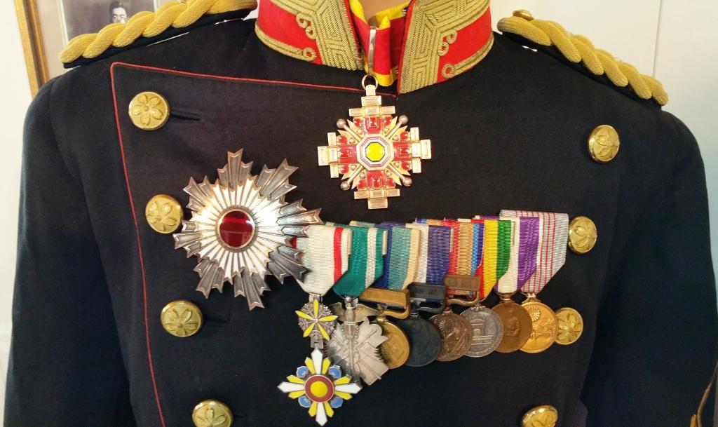 Uniforme de parade de lieutenant colonel armée imp. Japonaise 1_310