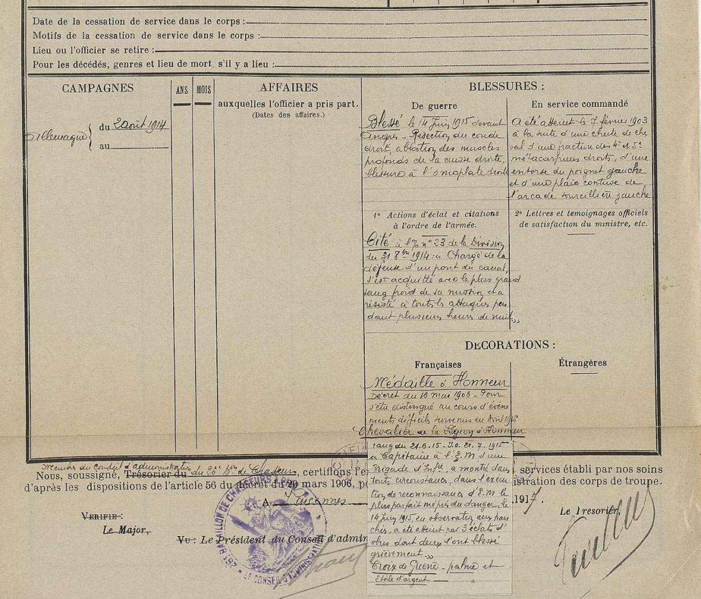 Un capitaine français reçoit les délégations Japonaises en France 1917/1920 4_le_b10