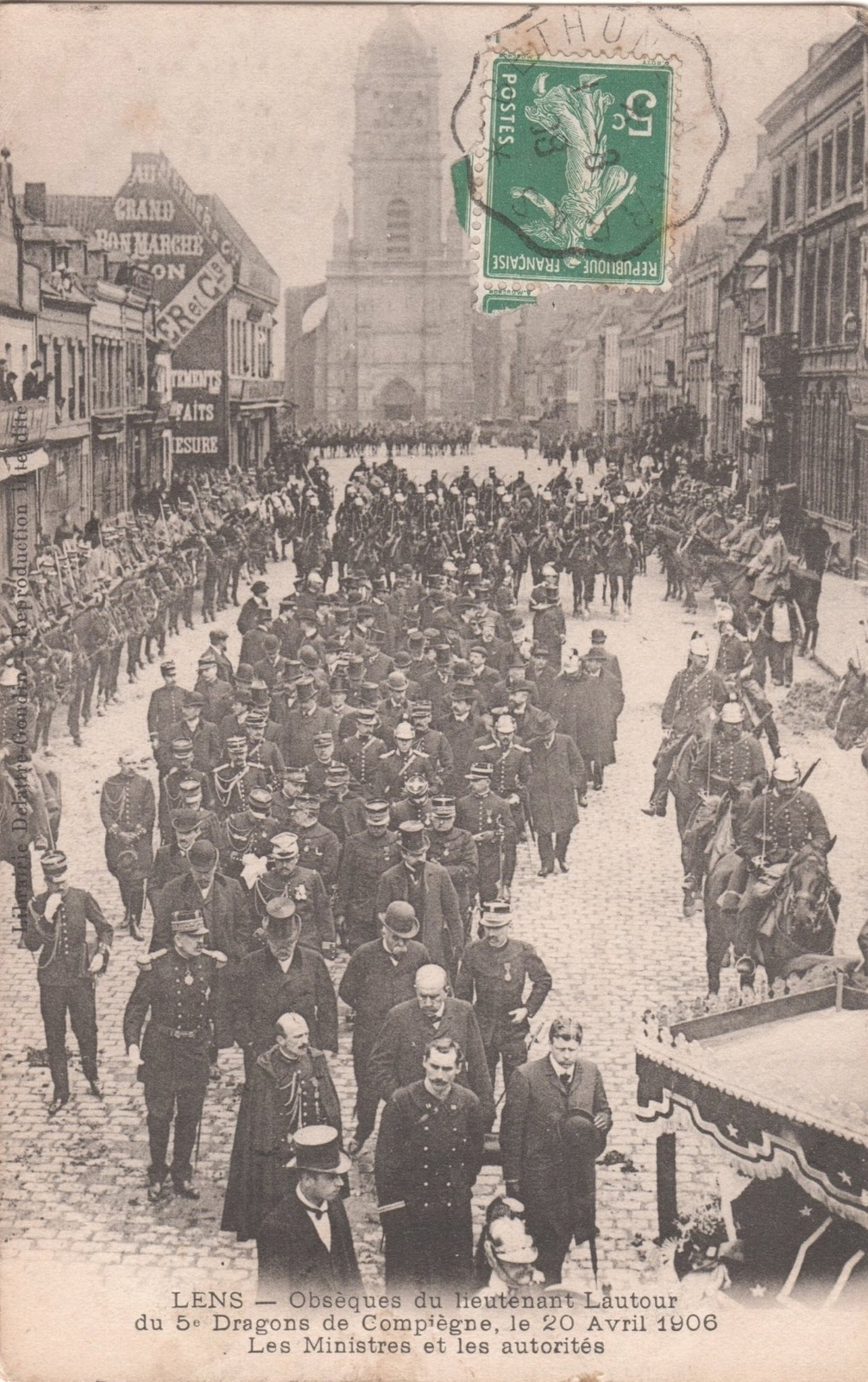 Un capitaine français reçoit les délégations Japonaises en France 1917/1920 6_lieu10