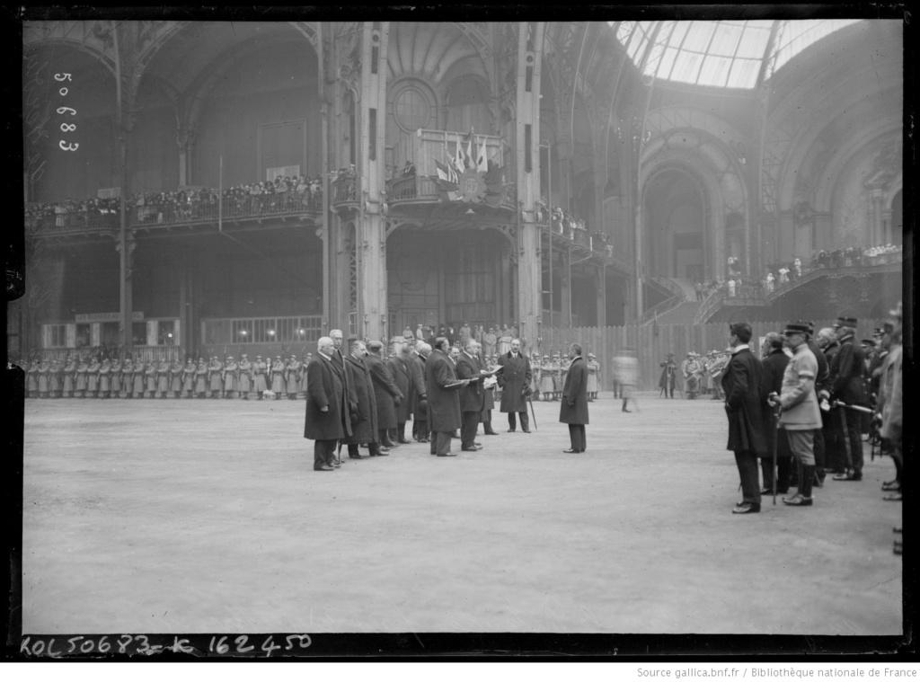 Un capitaine français reçoit les délégations Japonaises en France 1917/1920 8_sabr10