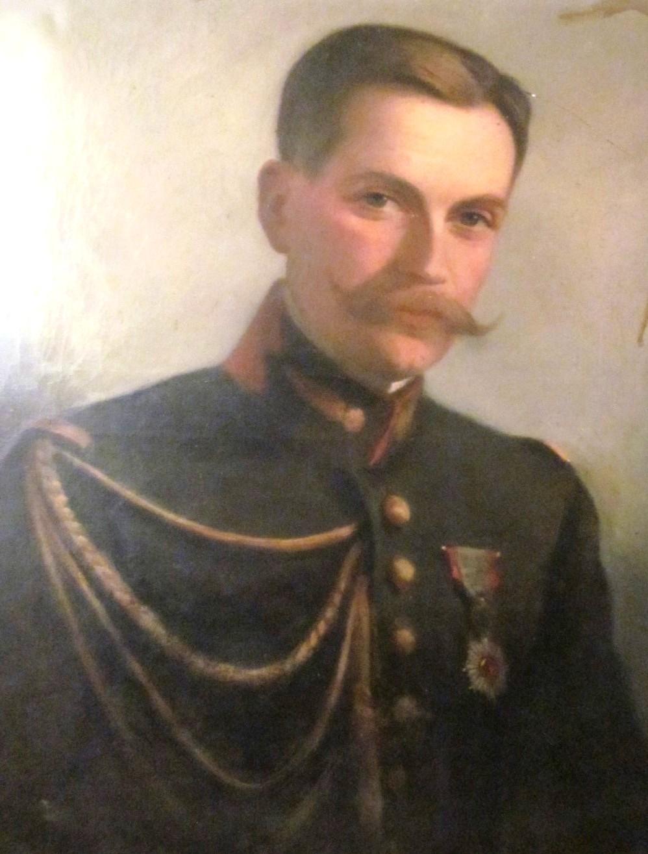 """Un lieutenant Français """"binôme"""" du prince Morimasa décoré par celui ci en 1907 George10"""