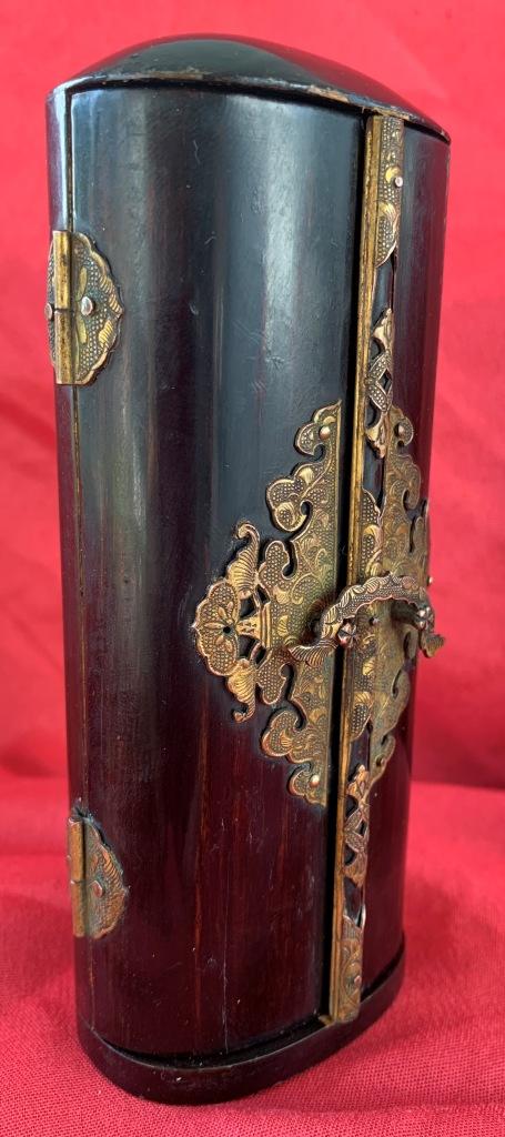 Une chapelle bouddhique portative de l'ère Edo  Img_1534