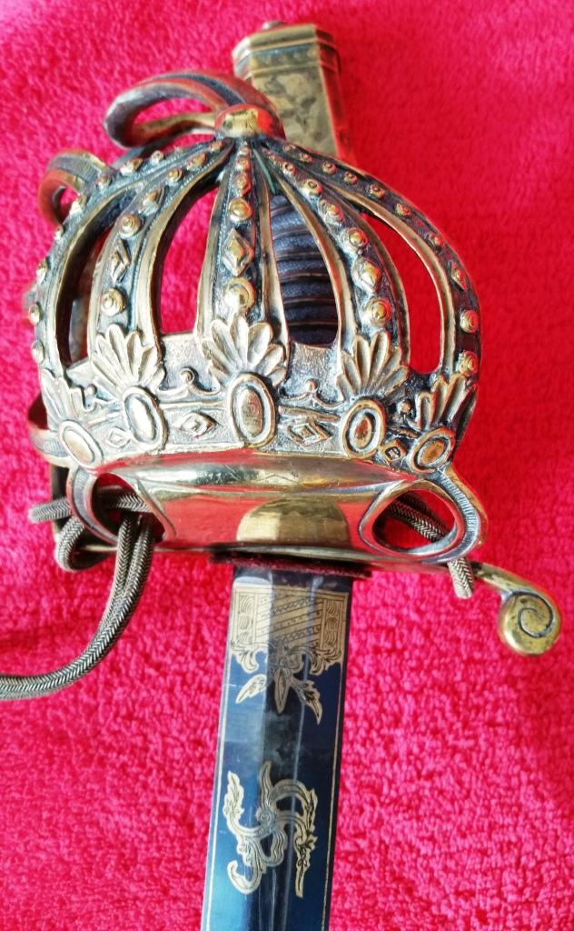 Sabre officier dragon ou carabinier ??, empire ou restauration ?? Off_dr15