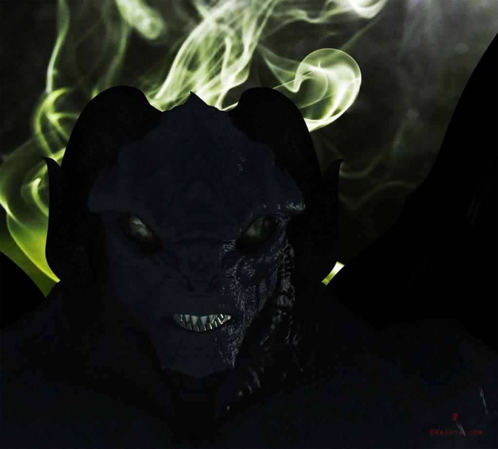 Prólogo: Caminhando Entre Monstros Demon10