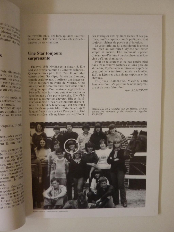 "Vends biographie ""Ainsi soit-elle"" et Album photo Geda Geda210"