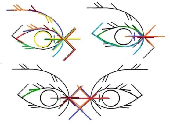 """Став """" Защита Лечение Глаз - 1, 2 """" Автор Tanis Aa_s15"""