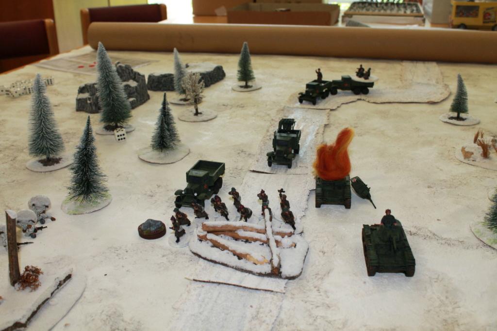 Raate road , 24km est de Suomussalmi ,2 janvier 1940 Img_1424