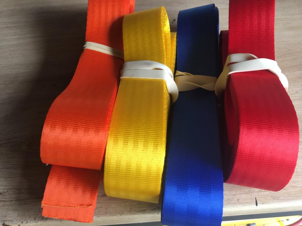 Couleur des ceintures  71362310