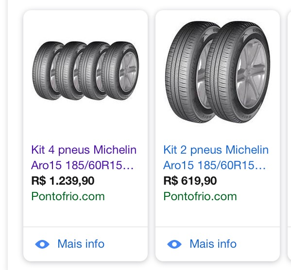 Pneu Continental ContiPowerContact 185/60R15, opiniões ? Image12
