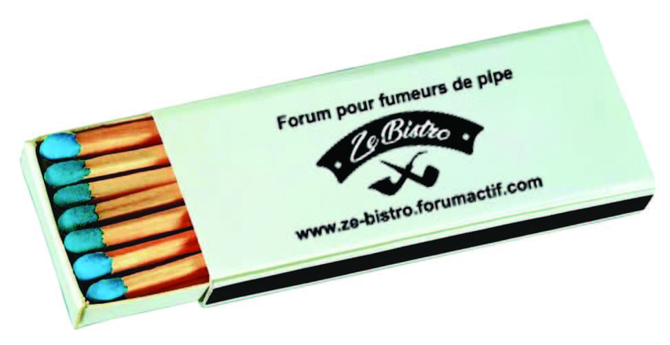 Gestion et approvisionnement des boîtes d'allumettes à l'effigie de « ZE-BISTRO » Maquet11