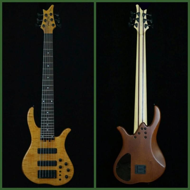Visita à lutheria ACS (Ademir luthier) em Belo Horizonte - Página 2 810