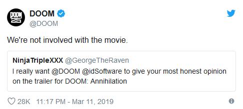 Le nouveau film Doom s'appellera DOOM : ANNIHILATION Doom_m10