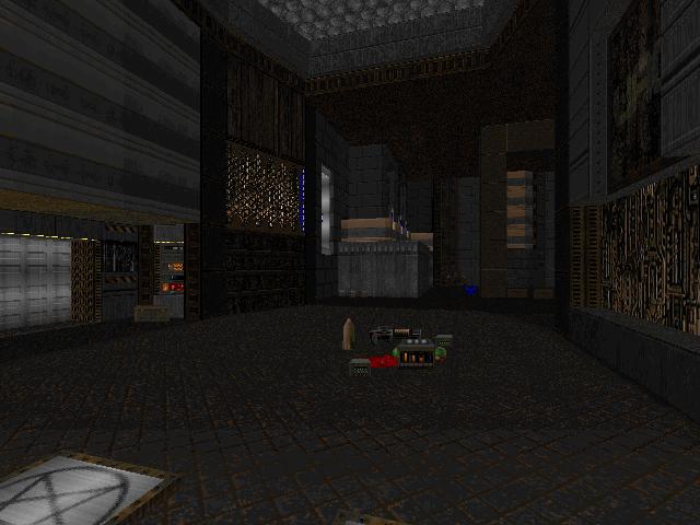 [Doom II] 180 Minutes Pour Vivre Zdoom_16