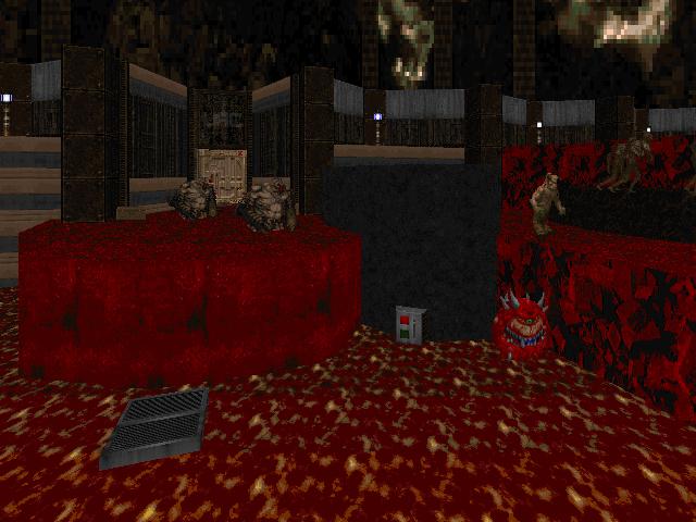 [Doom II] 180 Minutes Pour Vivre Zdoom_17