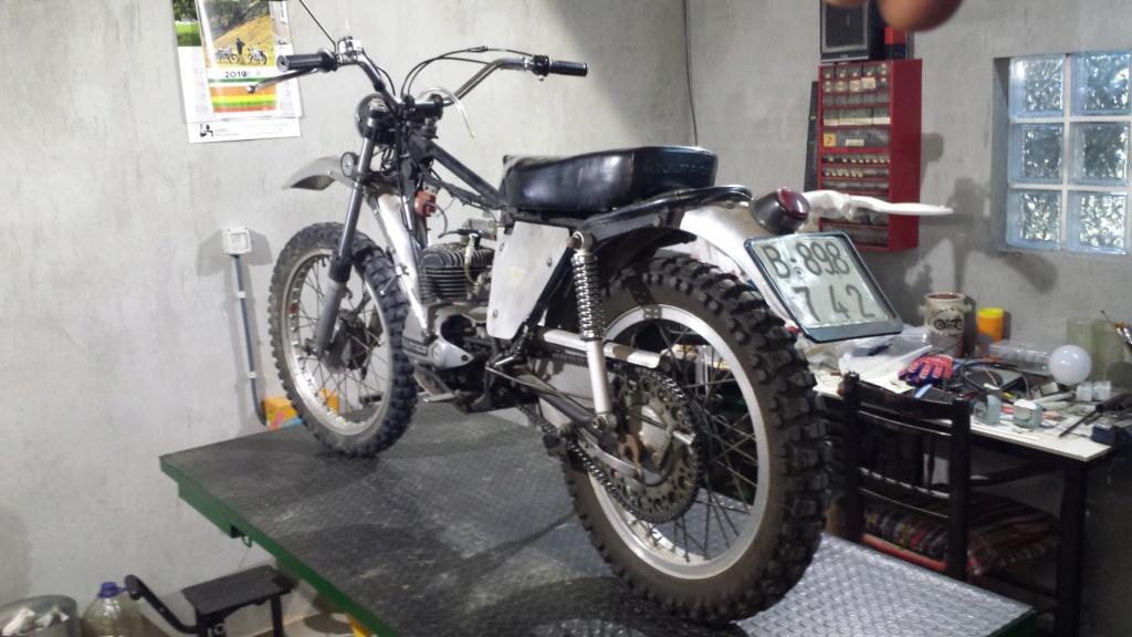 Restauración Lobito 74 Mk3 20190916