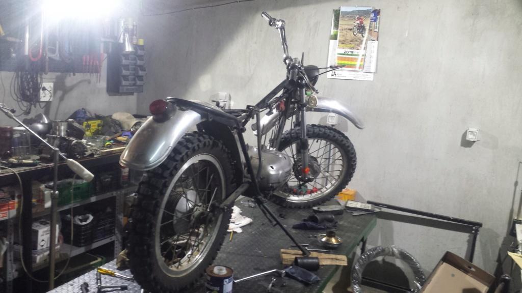 Restauración Lobito 74 Mk3 20191015