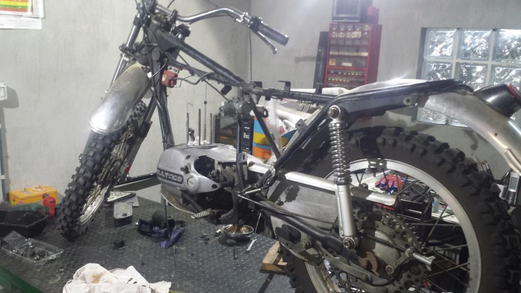 Restauración Lobito 74 Mk3 20191016