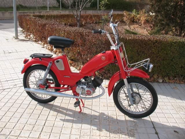Presentación Mini Montesa 59576310