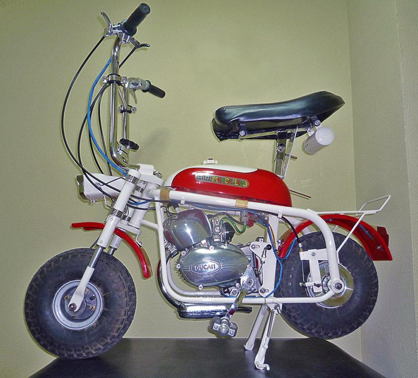 Duda Motor Pony Kart Ducati10