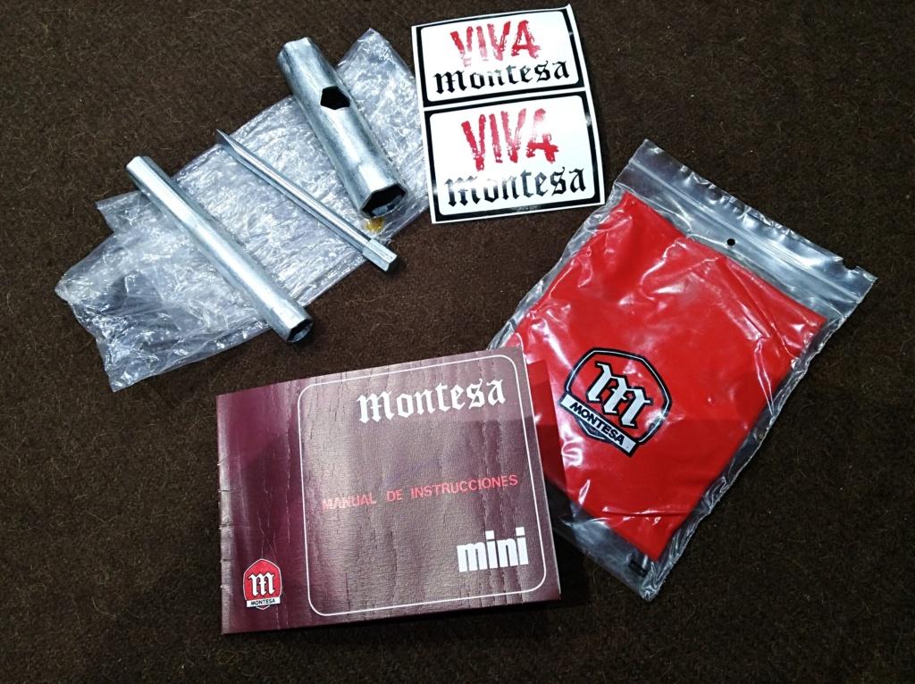 montesa - Presentación Mini Montesa Img_2211