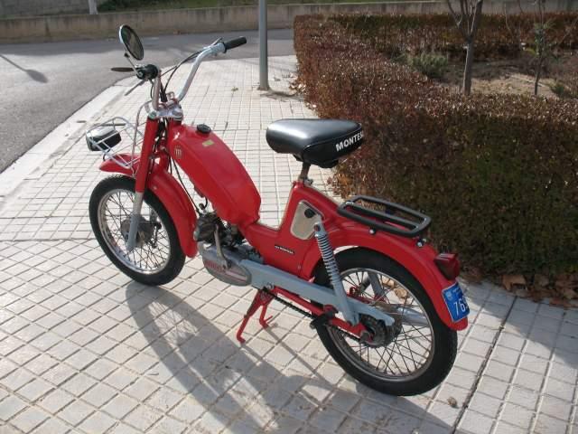 montesa - Presentación Mini Montesa Mini-m10