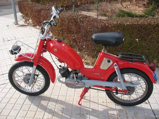 montesa - Presentación Mini Montesa Mini-m11